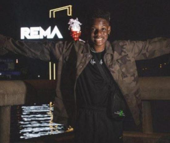 Rema - Why