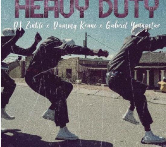 Dammy Krane – Heavy Duty Ft. DJ Zinhle, Gabriel Youngstar
