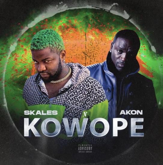 Skales - Kowope ft. Akon