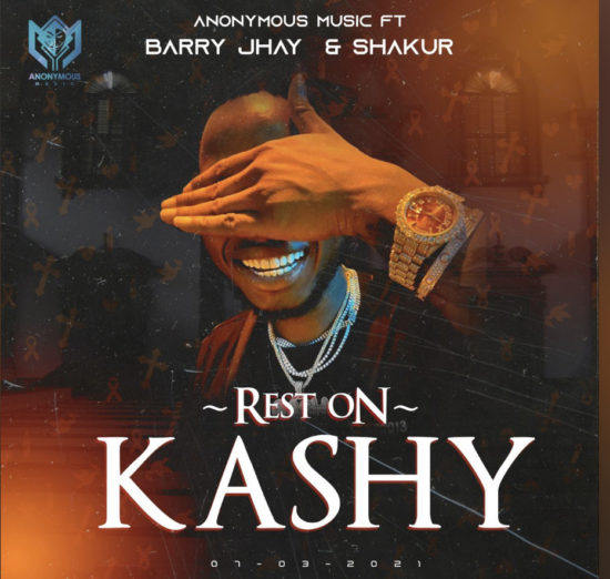 Anonymous Music Worldwide - Rest On Kashy ft. Barry Jhay & Shakur